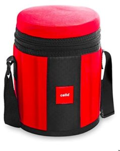 Cello Kingstone 3 Container Lunch Packs Red Rs 390