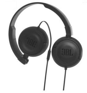 JBL T450BLACK Wired Headset with Mic rs 999