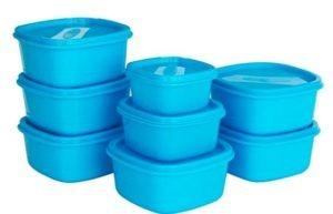 Princeware Plastic Storage Container Set