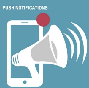alltrickz push notification