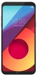 LG Q6+ Black, 64 GB, 4 GB RAM