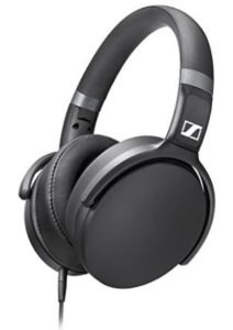 Sennheiser HD 4.30G Around-Ear Headphones (Black)