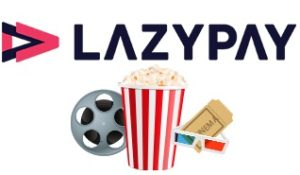 bookmyshow lazypay offer