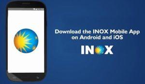 Inox app offer