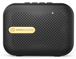 Muve Acoustics Box Portable Wireless Bluetooth Speaker