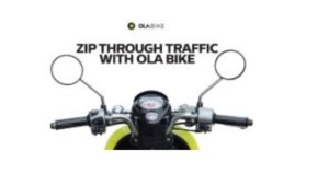 Ola bike offer