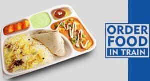 railymitra food order offer