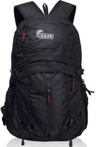 F Gear Ops 29 Ltrs Black Casual Backpack