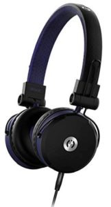 MuveAcoustics Impulse MA-1500FB Wired On-Ear Headphones with Mic