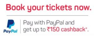 bookmyshow paypal discount offer