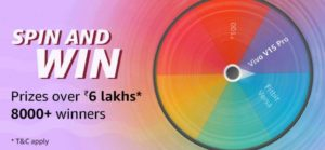 Amazon Summer Sale Spin and Win 29 April 2019