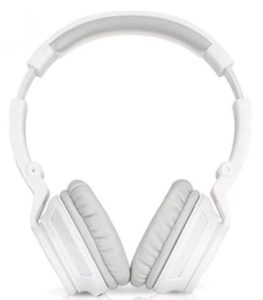 HP H3100 Stereo Wired Headphone (White)