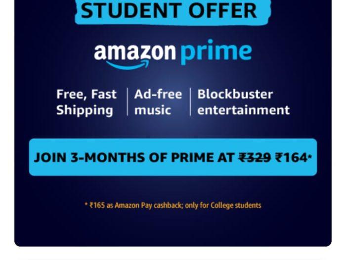 Frapp Amazon Prime Offer