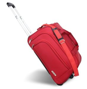 NOVEX Polyester 60 L Solo Duffle Trolley