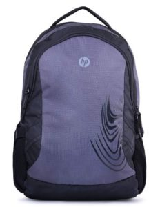 HP 4ZG29PA Crystal Backpack with Raincoat