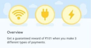 Google Pay Stay At Home Stamps