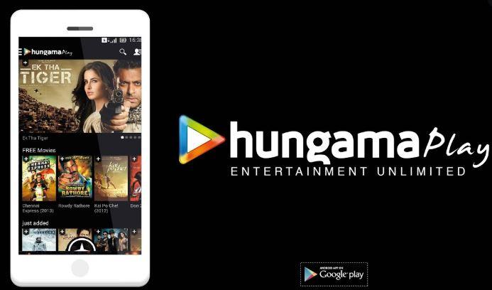 Hungama Play App