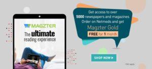 Netmeds free Magzter Gold