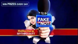 Flipkart Fake or not Game