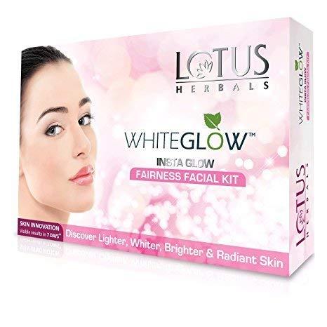 Lotus Herbals Whiteglow Insta Glow 4 In 1 Facial Kit AllTrickz.jpg