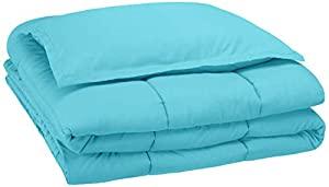 AmazonBasics Easy-Wash Microfiber Kids Comforter and Pillow Cover Set (Pillow not included) - Single AllTrickz.jpg