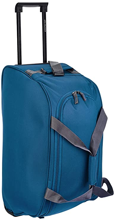 Aristocrat Polyester 53 cms Teal Blue Travel Duffle (Rookie) AllTrickz.jpg