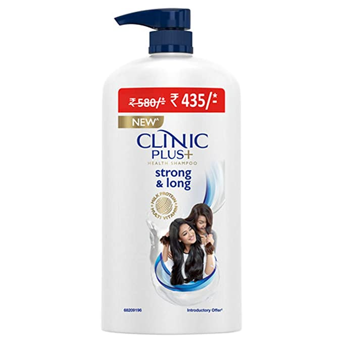 Clinic Plus Strong & Long Shampoo - 1 L AllTrickz.jpg