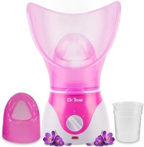 Dr. Trust USA Steamer Vaporiser and Steam Inhaler Vaporizer(Pink) AllTrickz.jpg
