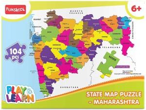 Funskool State Map Puzzle Maharashtra(104 Pieces) AllTrickz.jpg