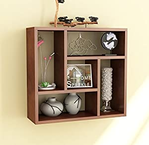 Home Sparkle Square Wall Shelf  AllTrickz.jpg