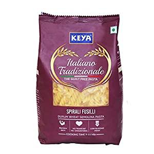 Keya Gourmet Spirali Fusilli Durum Wheat Pasta  AllTrickz.jpg