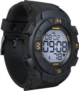 Lenovo Ego Smartwatch(Black Strap AllTrickz.jpg