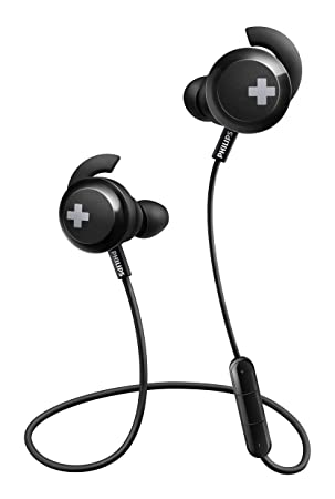 Philips SHB4305BK BASS+ Wireless Bluetooth Headphones with 6 Hour Play Time AllTrickz.jpg