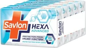 Savlon Hexa Advanced Soap - 125gx5(5 x 125 g) AllTrickz.jpg