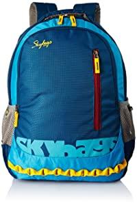 Skybags Vivid 01 Blue 33 ltrs Laptop Backpack AllTrickz.jpg