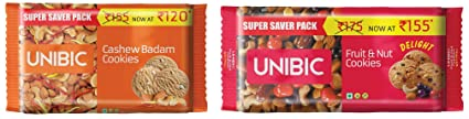 Unibic Cashew and Fruit n Nut Cookies Combo AllTrickz.jpg
