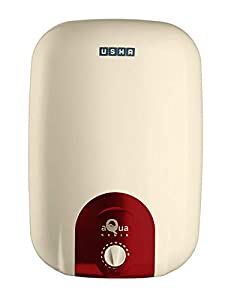 Usha Aquagenie 6 LTR 2500-Watt 5 Star Storage Water Heater (Ivory Wine) AllTrickz.jpg