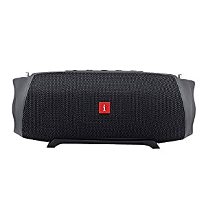 iBall Musi Boom IPX7 Waterproof with Built-in Powerbank Portable Bluetooth Party Speaker (Black) AllTrickz.jpg