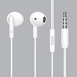 realme Buds Classic Wired Earphones with HD Microphone White AllTrickz.jpg
