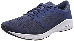 ASICS Mens Roadhawk Ff Dark Blue Running Shoes 10 UK  T7D2N.4990  AllTrickz.jpg