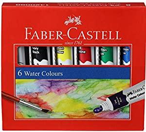 Faber Castell Student Water Colour Set   Pack of 6 AllTrickz.jpg