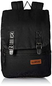 Footloose by Skybags UNISEX 23 Ltrs Dark Black Casual Backpack  Yoko  AllTrickz.jpg