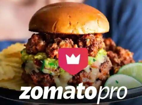 Free Zomato Pro Membership