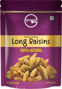 Granola 100% Natural Long Raisins 500 g  AllTrickz.jpg