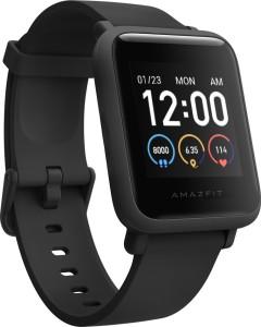 Huami Amazfit Bip S Lite Smartwatch Black Strap AllTrickz.jpg