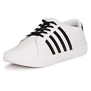 Kraasa Mens White Sneaker   6 UK AllTrickz.jpg