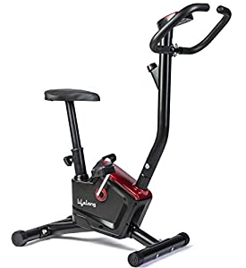 Lifelong LLF54 Fit Pro Stationary Exercise Belt Bike for Weight Loss at Home with Display and Resistance Control AllTrickz.jpg