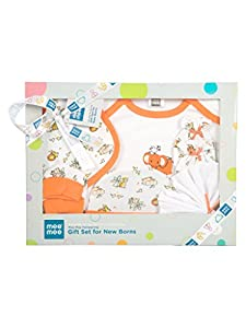 Mee Mees Pampering Gift Set for New Borns  6 pcs   Print II AllTrickz.jpg
