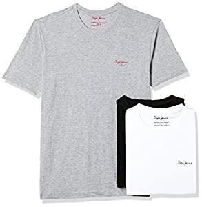Pepe Jeans Mens Regular Fit T Shirt  Trion 3_Black_XXL  AllTrickz.jpg
