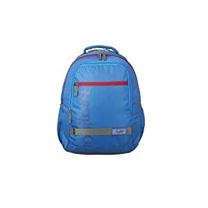 Skybags 33 cms Blue Casual Backpack  BPTAZ1BLU  AllTrickz.jpg
